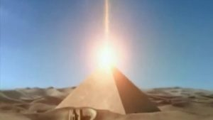 Pyramide stargate
