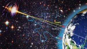 Influences cosmiques ondes