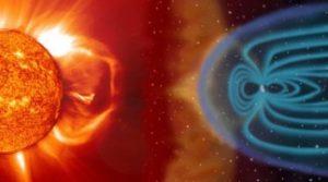 Influences cosmique bouclier