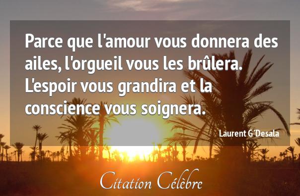 Lapprentissage De Lamour