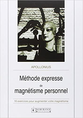 Livre : Méthode expresse de magnétisme personnel