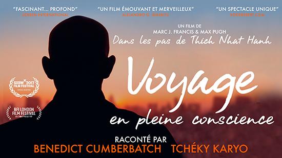 Documentaire : Voyage en pleine conscience