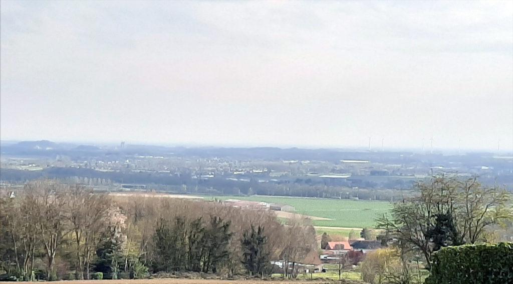 Au crépuscule du Mont-Saint-Aubert - Point de vue °1
