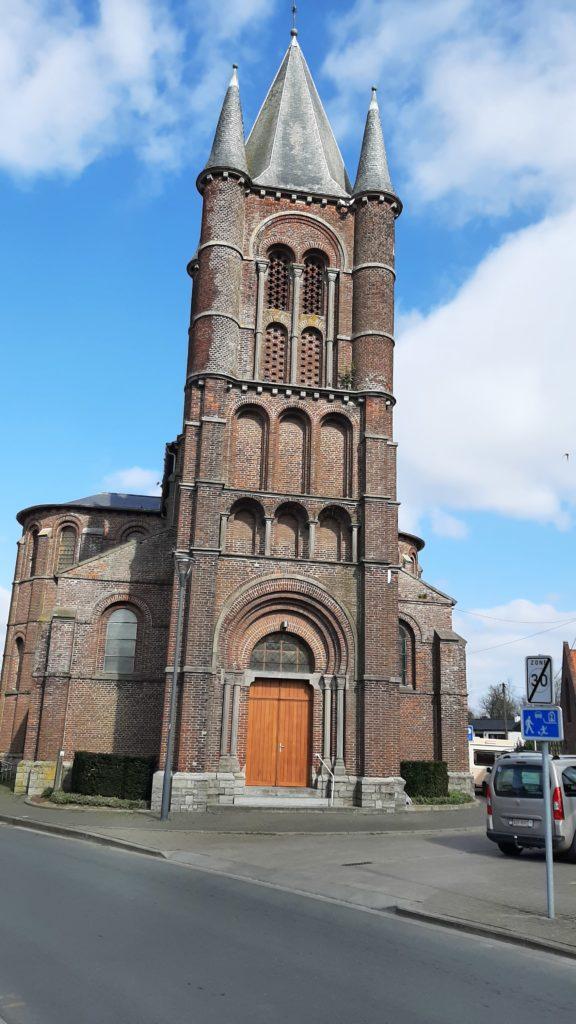La balade des Hameaux - Eglise de Willemeau