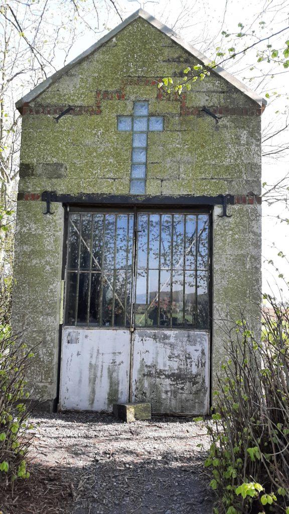 Croix Grise - La chapelle du Dieu d'Arras